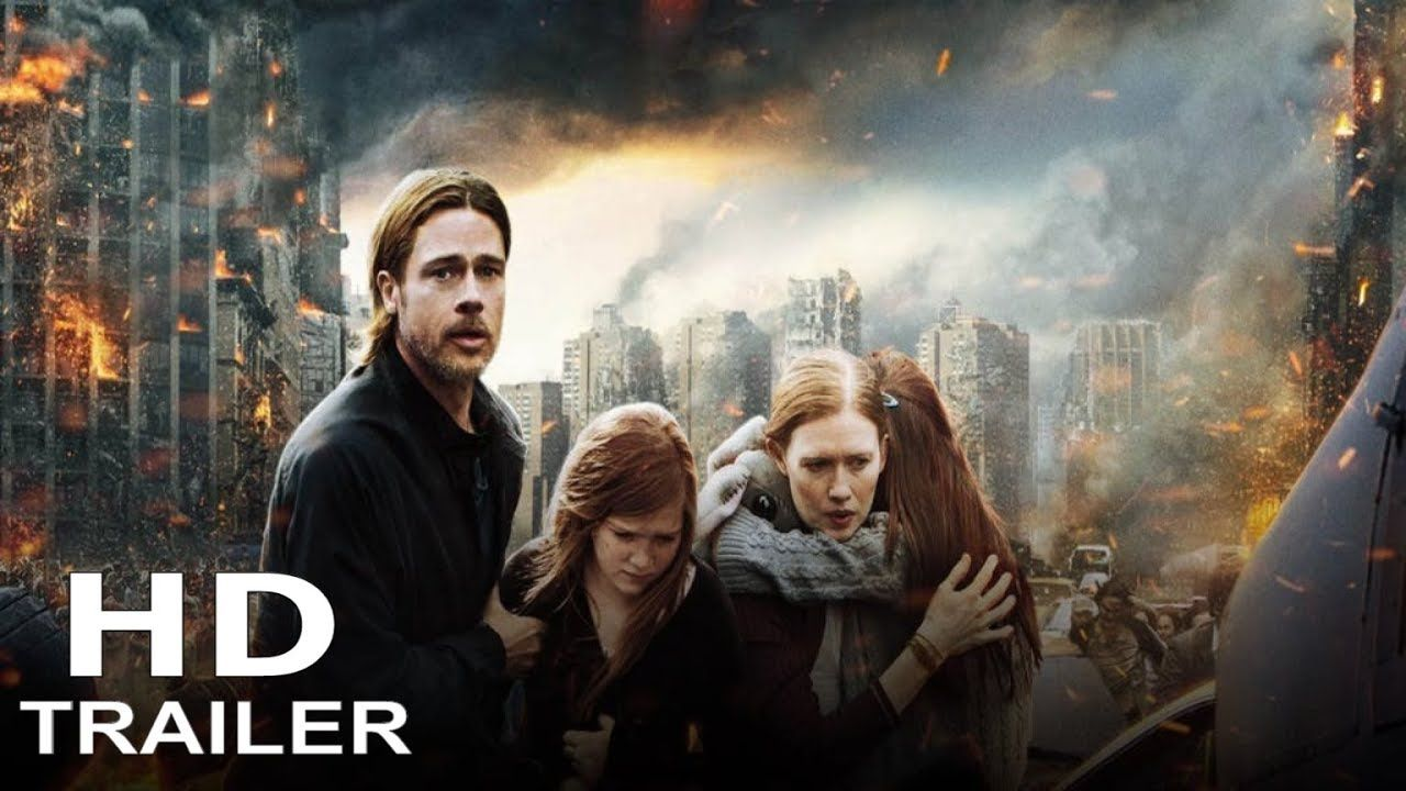 WORLD WAR Z 2 Teaser Trailer 1 (2019) Brad Pitt Zombie