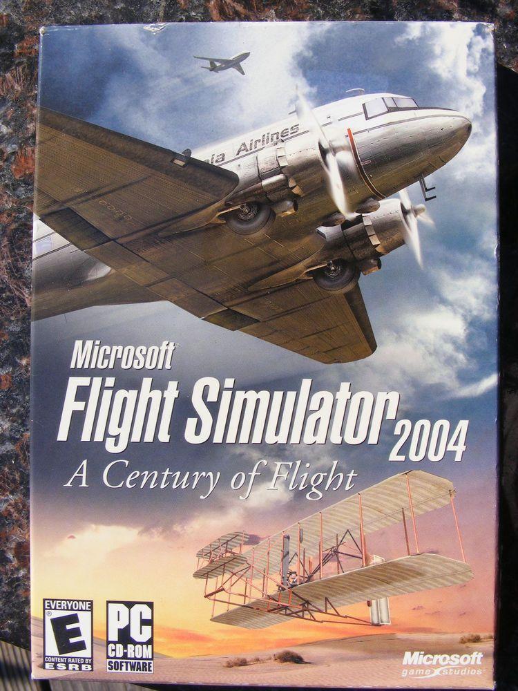 Microsoft Flight Simulator 2004 A Century of Flight (PC