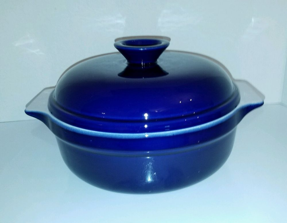 #EMILEHENRY #France 84.20 #Cobalt #Blue 2.5 Qt Covered #Casserole #DutchOven