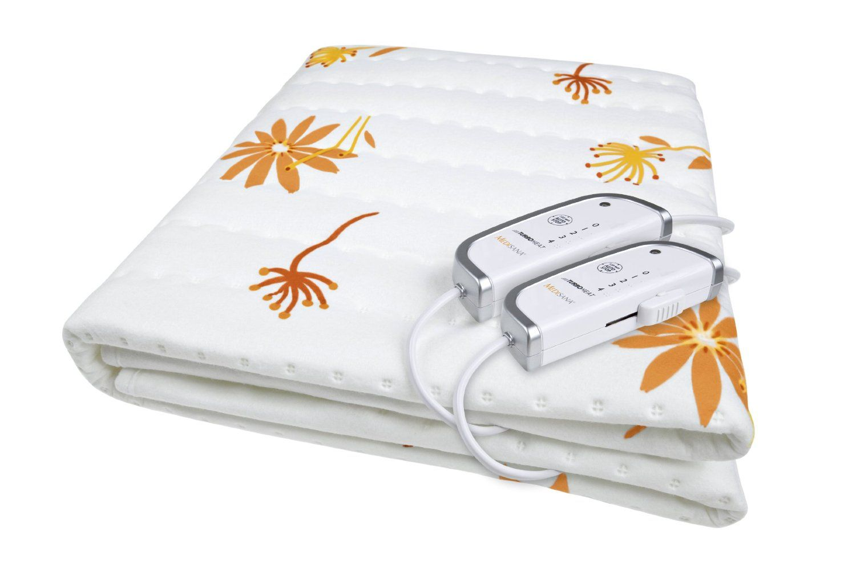 Medisana HU 660 – Manta eléctrica bajera para camas de matrimonio