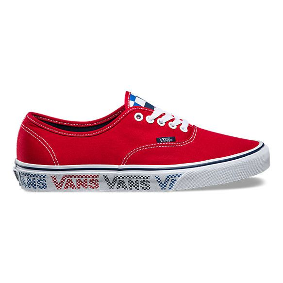 Vans Checker Tape Authentic