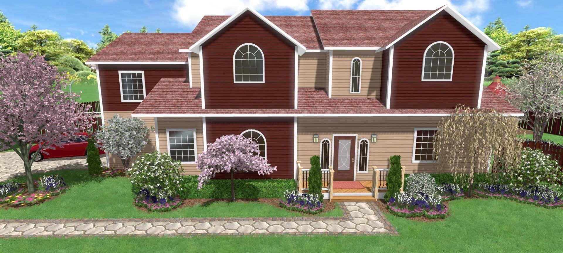User Friendly Landscape Design Software Home Improvement