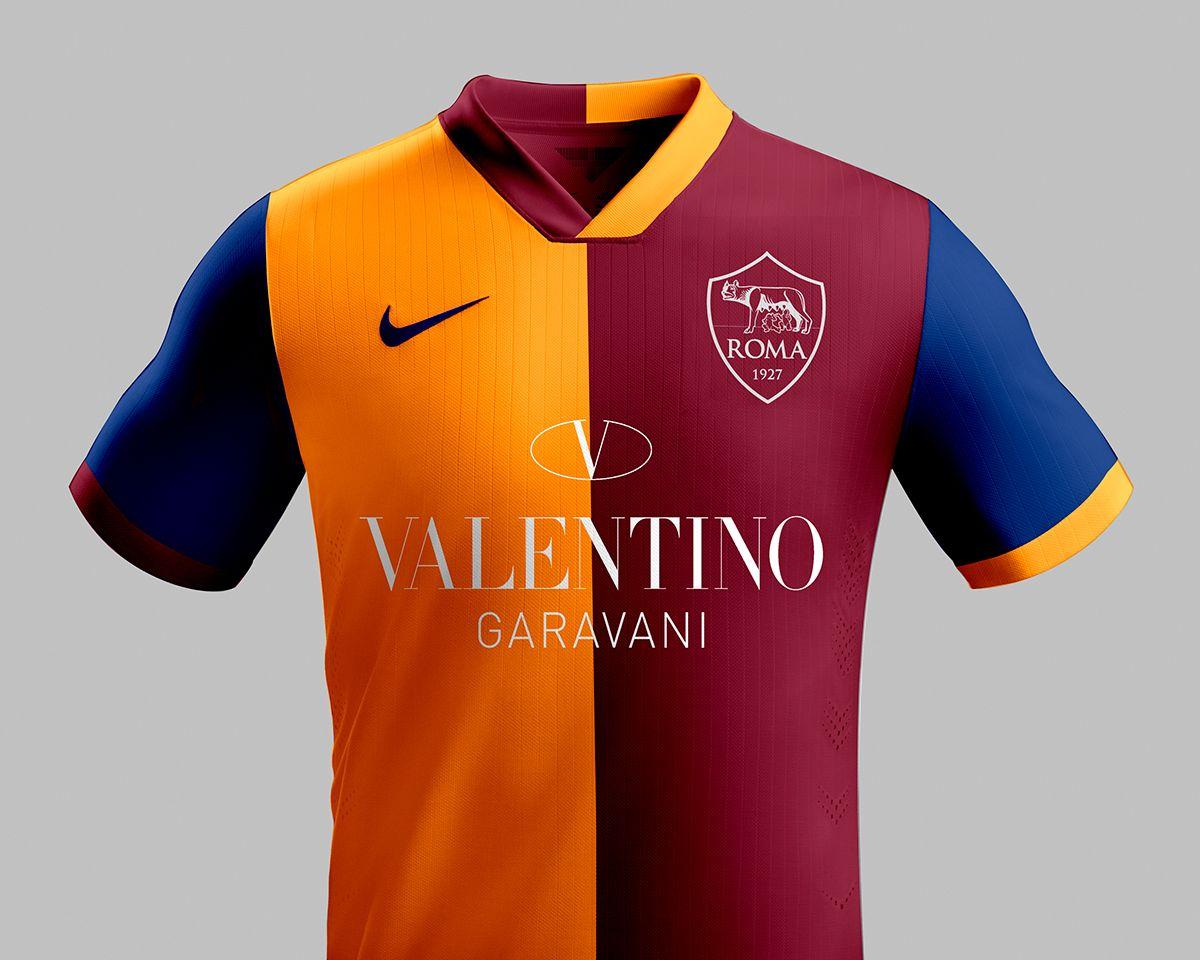 5d5c3d60a97 Luxury Brand Football Kits on Behance