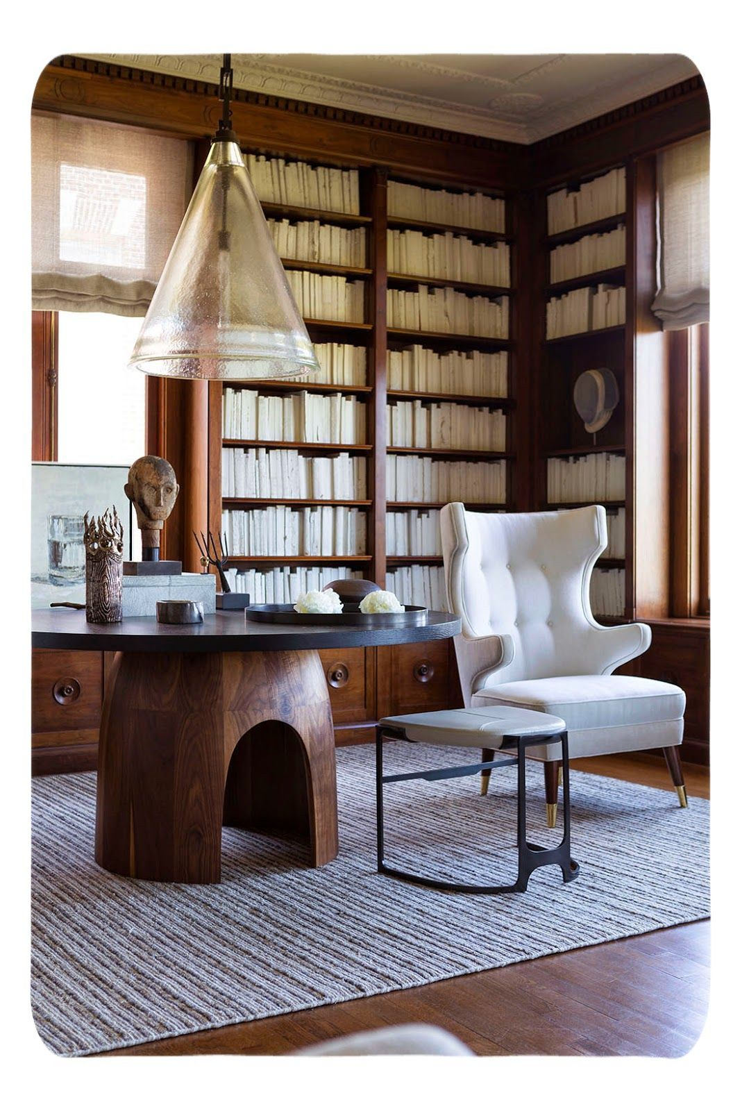 Home Office Decor. Home business office and home study design ...