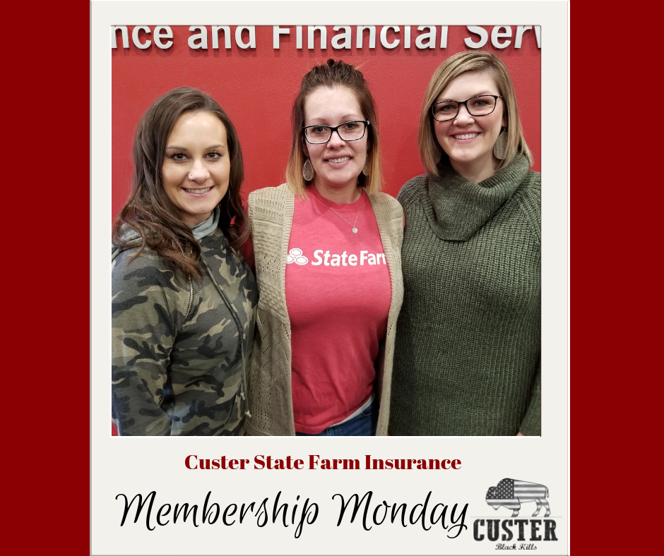 Steve and Sara have added some new faces at Custer State