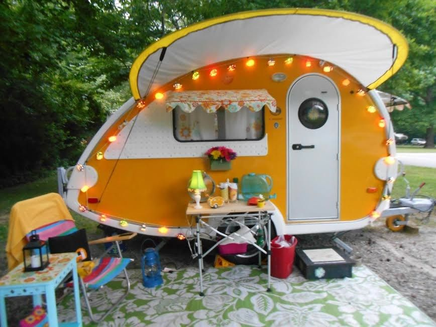 Mobile She Shed Camper … She Sheds in 2019 He shed she