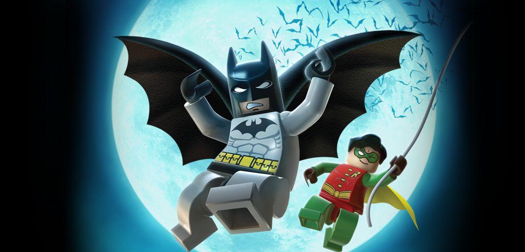 LEGO Batman The Videogame - PSP, PlayStation Portable game | Mural ...