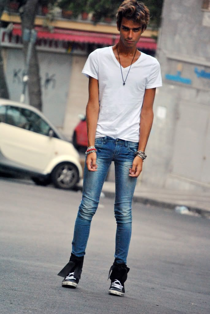 Super Skinny Jeans Boys | Mens style | Pinterest