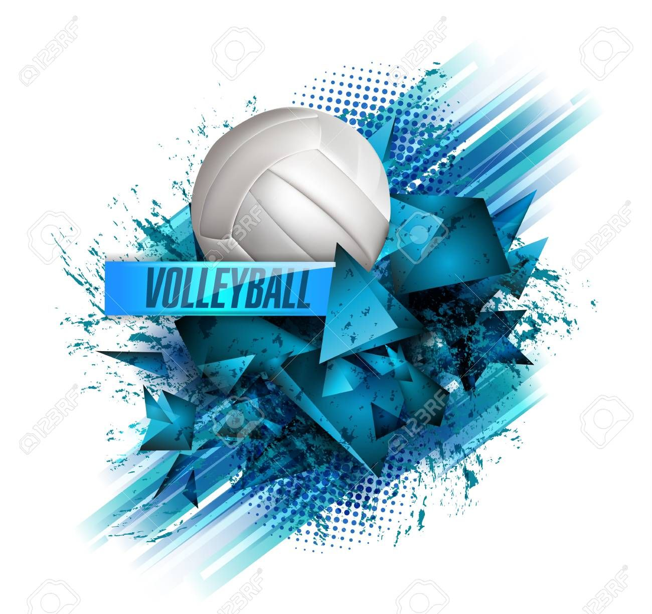 Volleyball Text On An Abstract Background Illustration Aff Text Volleyball Abstract Illustration Backg Abstract Backgrounds Abstract Illustration