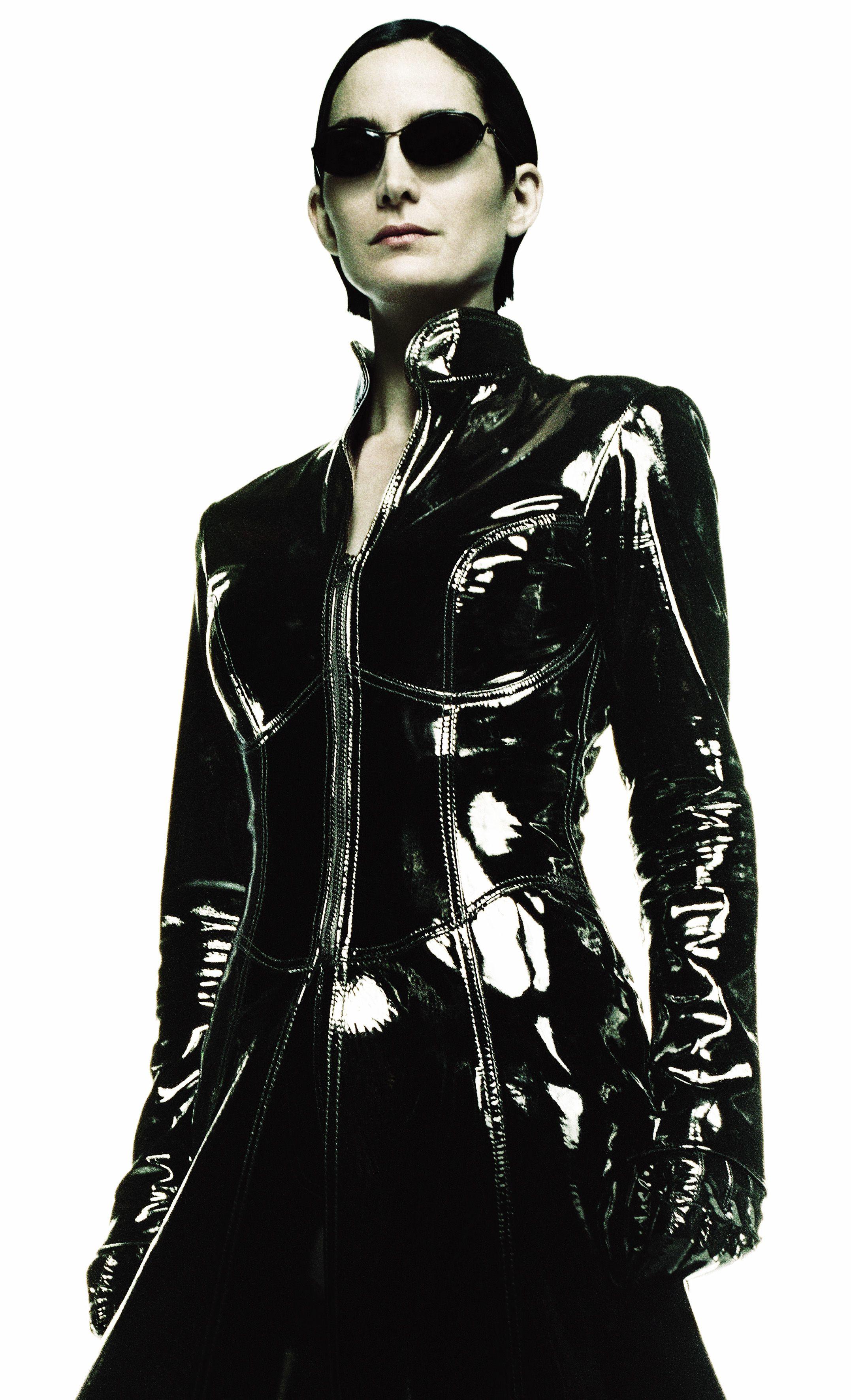 Image result for matrix movie costumes
