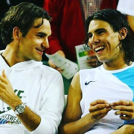 #BackToTheFuture a la final del #AustralianOpen viajaremos en un #DeLorean #NadalvsFederer #SerenavsVenus Se repite la final Wimbledon2008 #federer #nadal #serenawilliams #venuswilliams