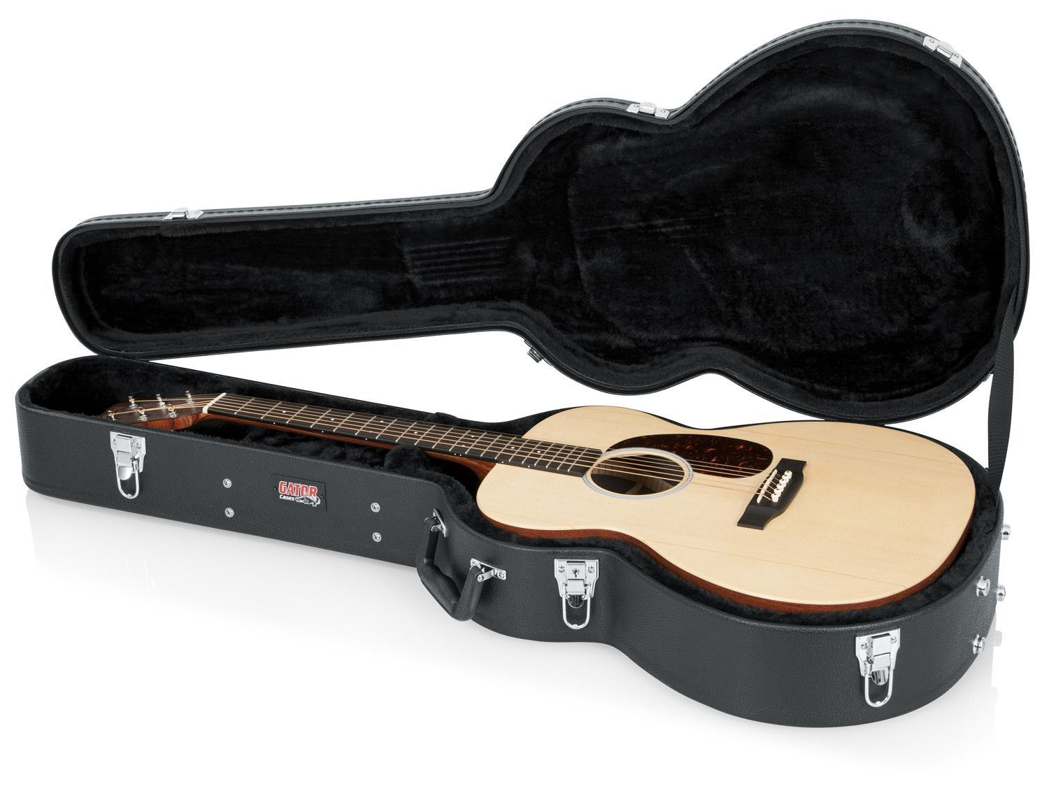 Hard Shell Wood Case For Martin 000 Acoustic Guitars Acoustic Guitar Pictures Best Acoustic Guitar Acoustic