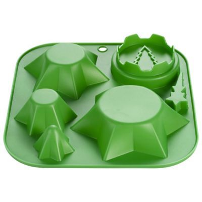 Christmas Tree Cake Mould in cake, bread and jelly moulds at Lakeland - Christmas Tree Cake Mould In Cake, Bread And Jelly Moulds At