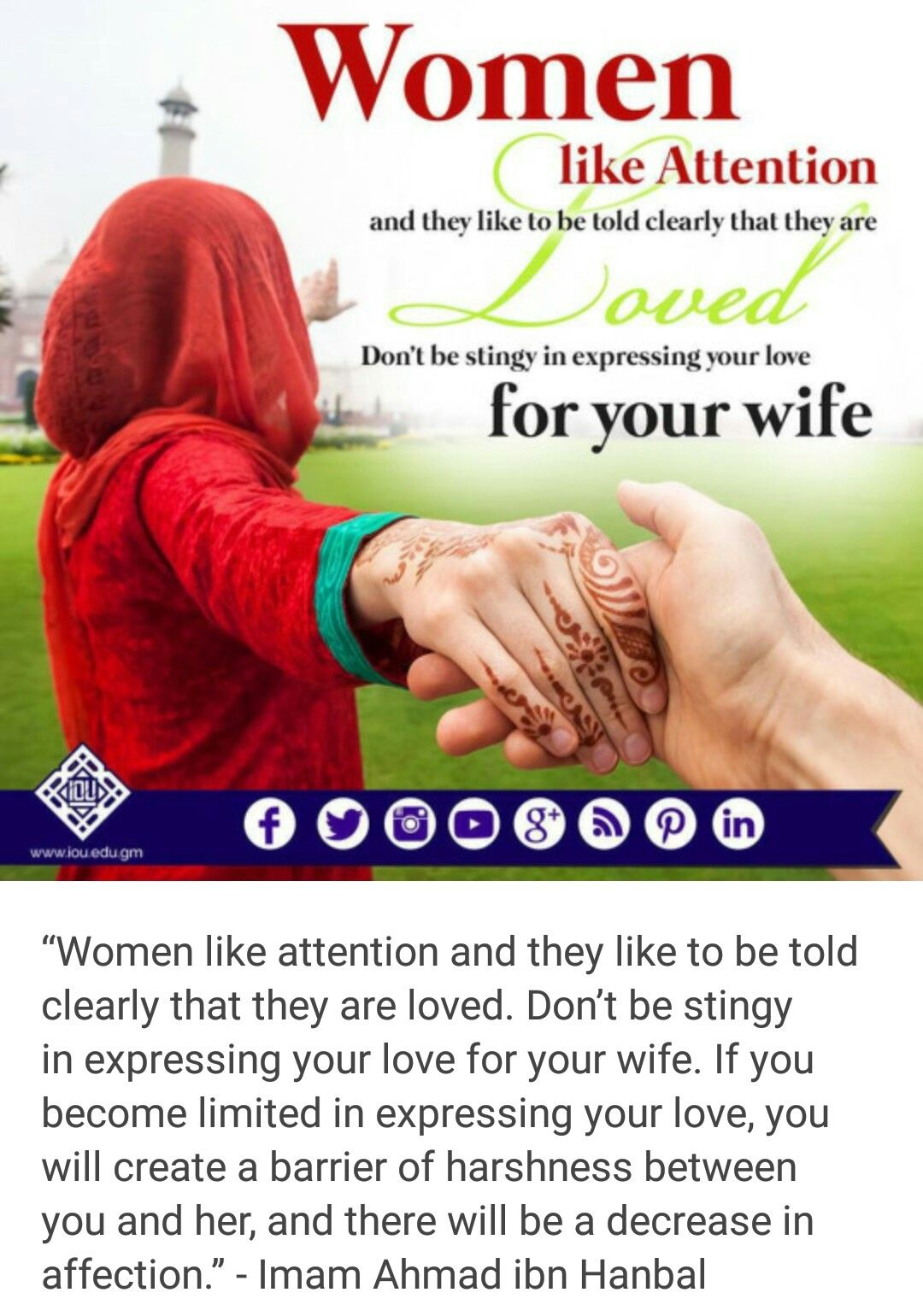 Pin By Musi On Marriage Muslim Love Quotes Islam Islamic Quotes