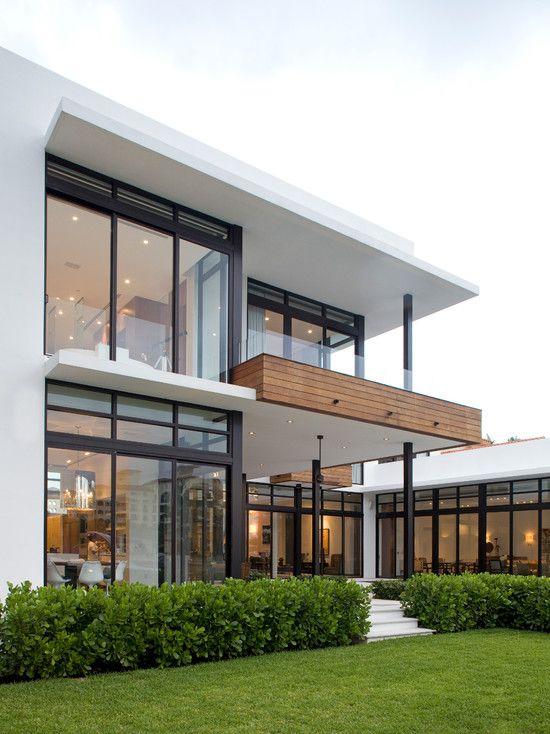 71 Contemporary Exterior Design Photos Modern House Design Modern Glass House Modern House Exterior