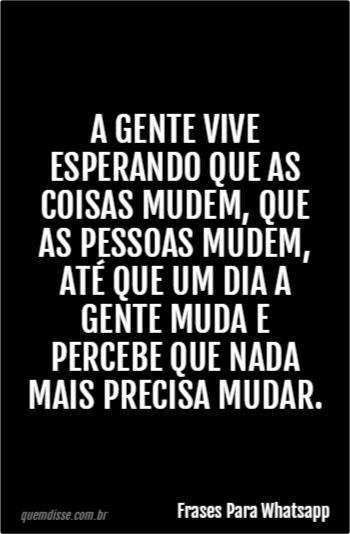 Frase De Frases Para Whatsapp Mensagem Pinterest You Are