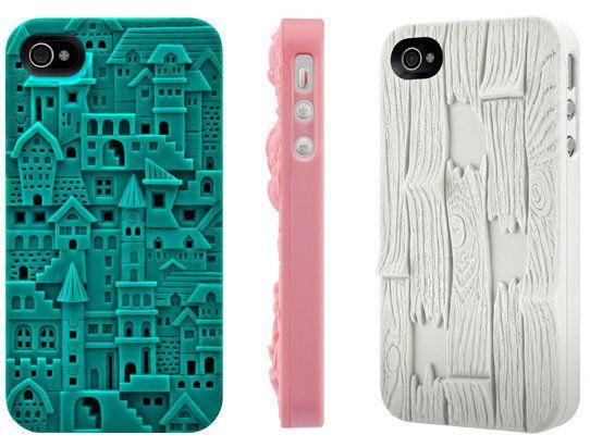 Switcheasy Avant-Garde iPhone 4/4S cases $35  #iphone #iphone4 #iphone_case #smartphone #3D