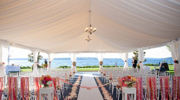 Wedding At The Woodmark Hotel In Seattle Gilt