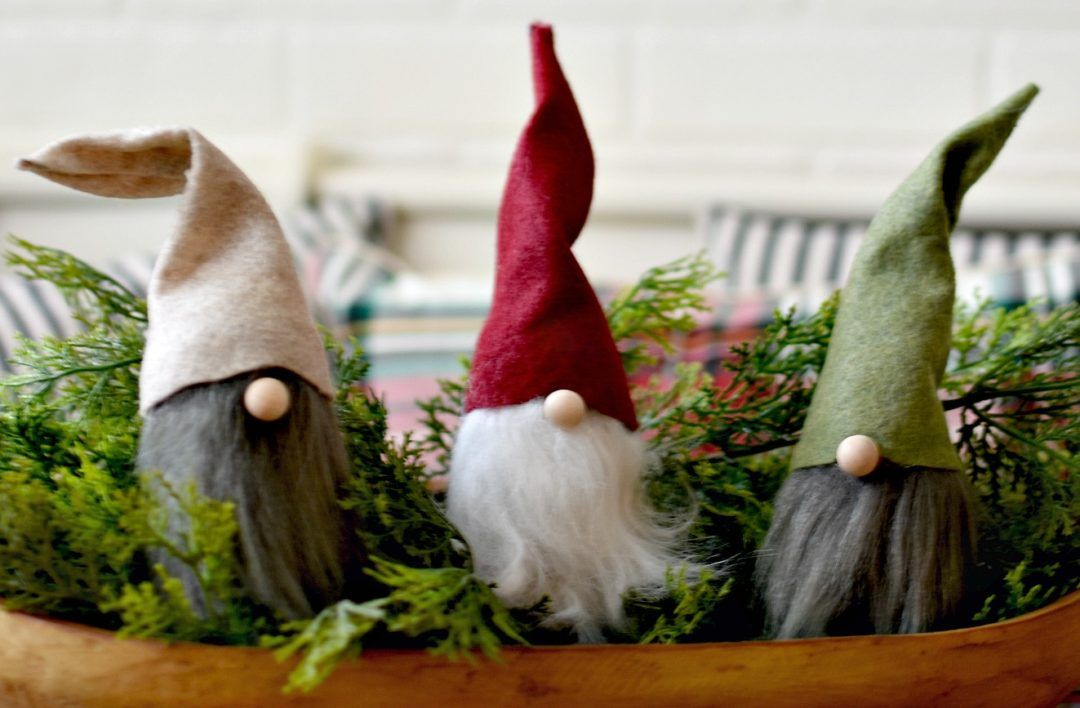 Easy As Magic Diy Nordic Christmas Gnomes Scandinavian Gnomes Christmas Gnome Nordic Christmas Christmas Knomes