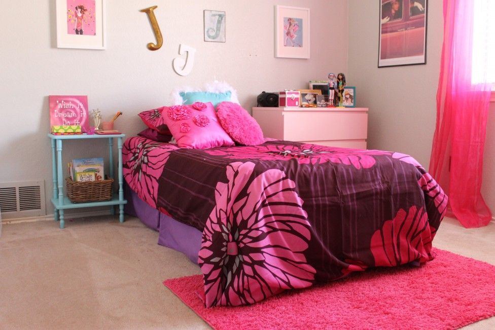 Comely Girls Room Furniture Cool Little Girls Room Decorating Ideas