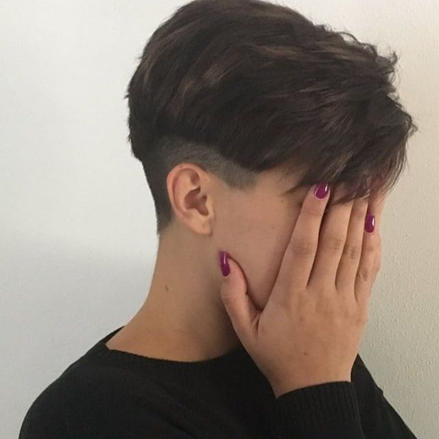 Pin von Celinegoodi auf Frisuren | Frisuren kurz, Frisuren