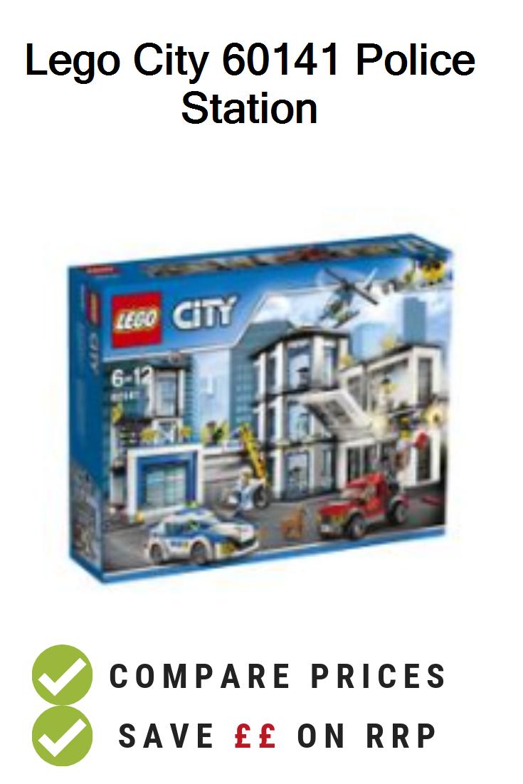 Lego City Police Station 60141 Best Price