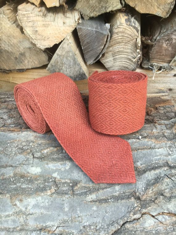 Viking Leg Wraps RED Color