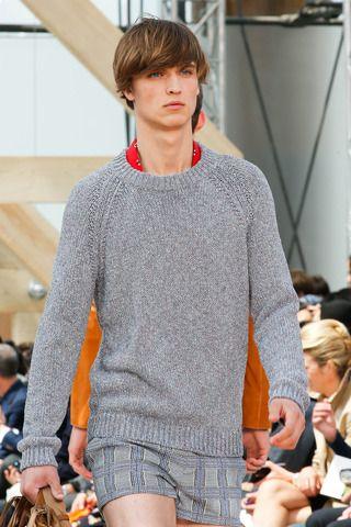 Louis Vuitton Spring 2014 Menswear Collection Slideshow on Style.com