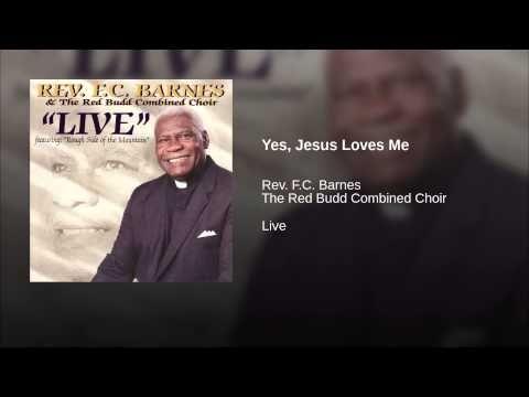 Yes, Jesus Loves Me (Live)