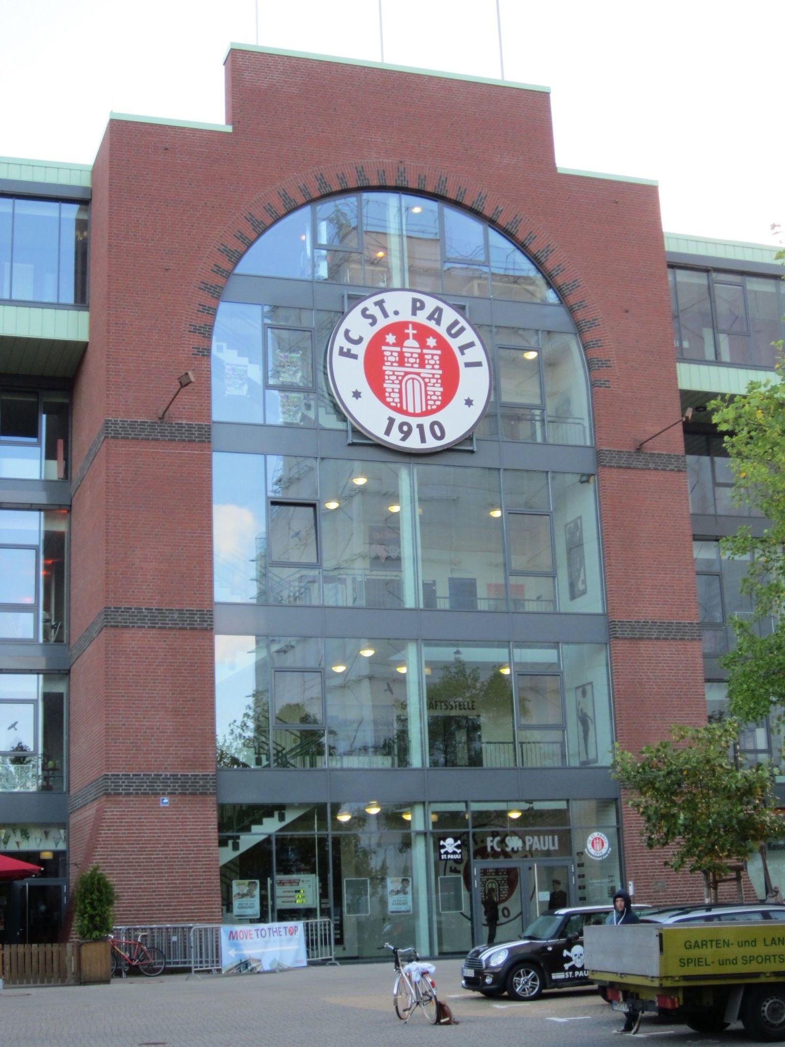 Millerntor Stadion Hamburg De Hamburg Hansestadt Hamburg