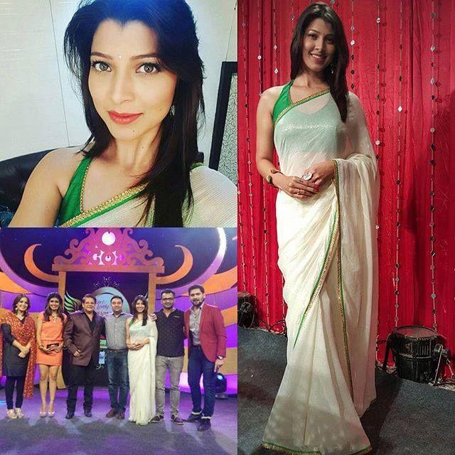 #APITConnect - Flaunting my brand @tejadnya at the 9XJHAKAAS Heroine season 2 as Guest Judge Talent all around! Wishing luck gurlz by Tejaswini Pandit http://bit.ly/1JQLVt7