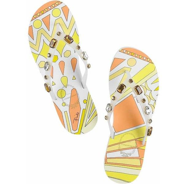EMILIO PUCCI Flip flops discount countdown package clearance shopping online pay with paypal online xdknR0Y
