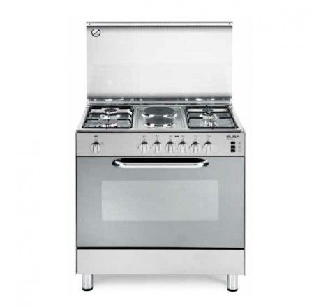 Elba 4 Burner 2 Electric Stove Model 01 85x742n Buy Online Home Appliances Home Appliance Store Electric Stove