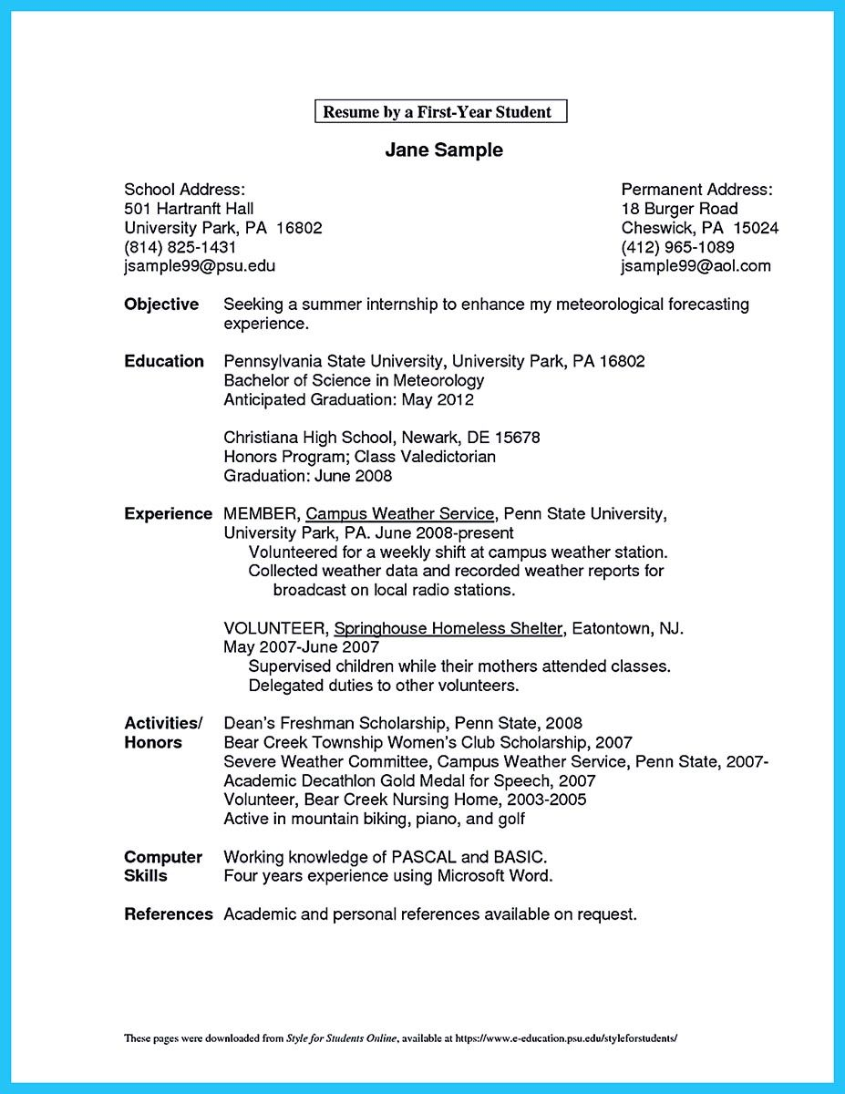 When You Build Your Business Owner Resume, You Should Include The Overview  Of Entrepreneurial Experience  Should I Include An Objective On My Resume