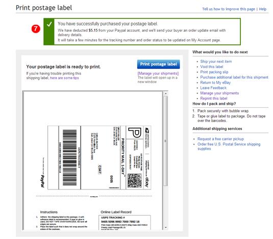 EbaylabelsSlideshowPng  Home Organization  Selling Stuff
