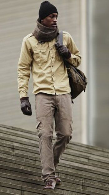 Looks Pinterest hombre Casual invierno dockers botas xAwPqOAT