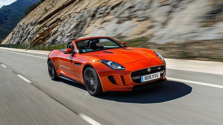 Delightful Jaguar F Type Expert Car Review Verdict   BBC Top Gear