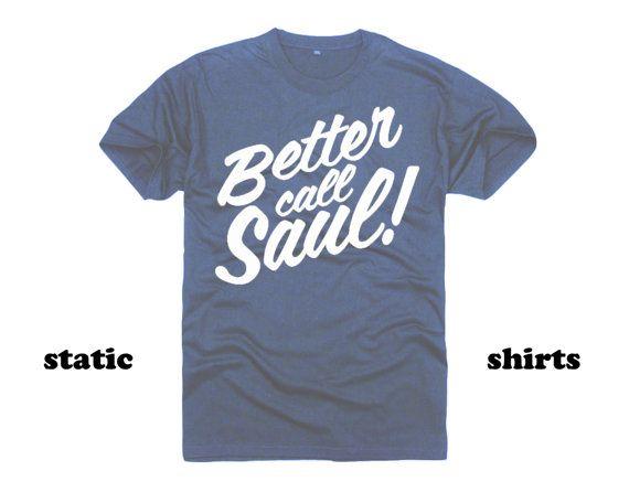 The Fan Tee Camiseta de Better Call Saul Breaking Bad Divertida Friki Hombre h5RyrVikL1