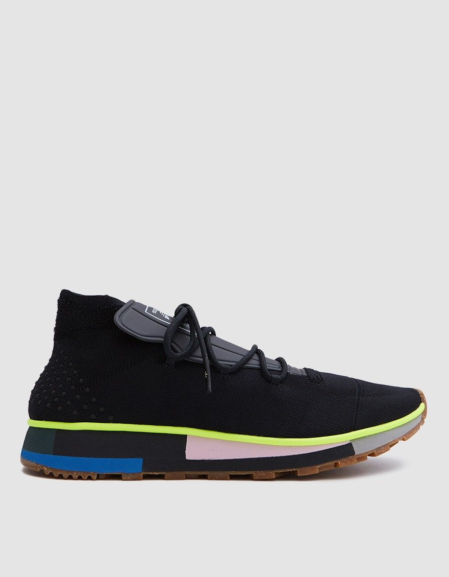 Adidas x Alexander Wang / AW Run Mid in Black