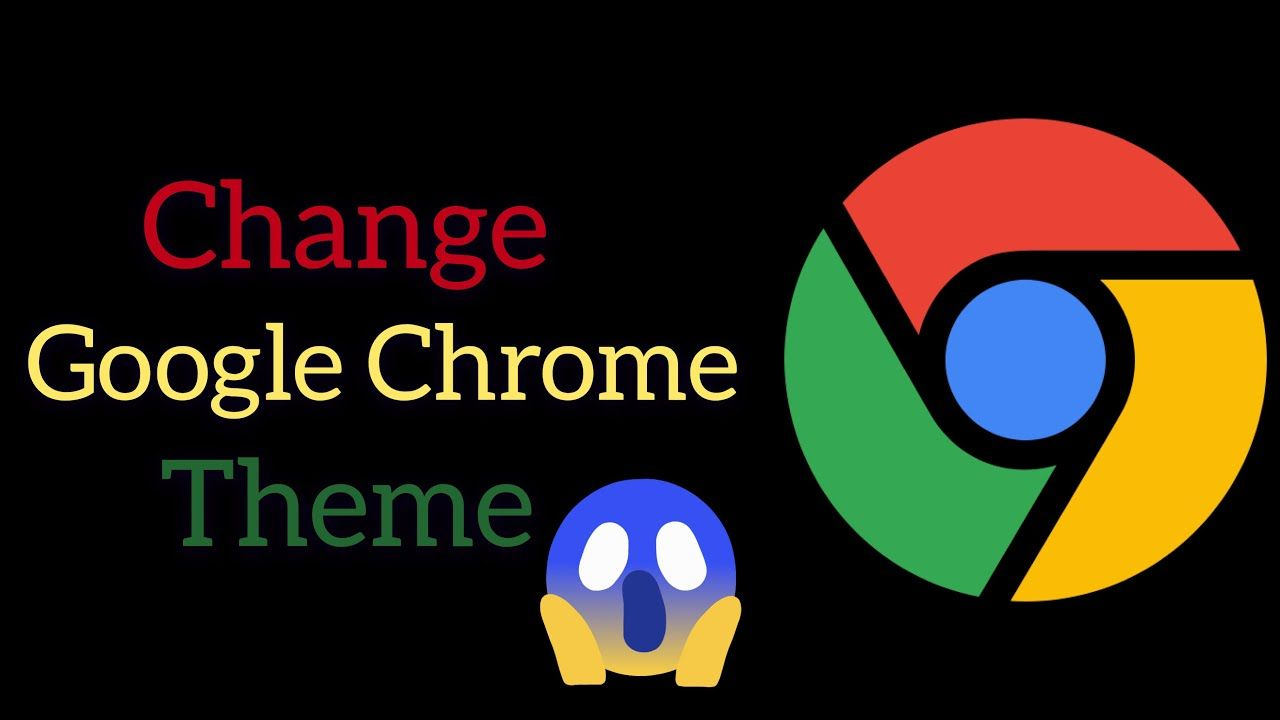 How to change google chrome theme in iphone, how to change google