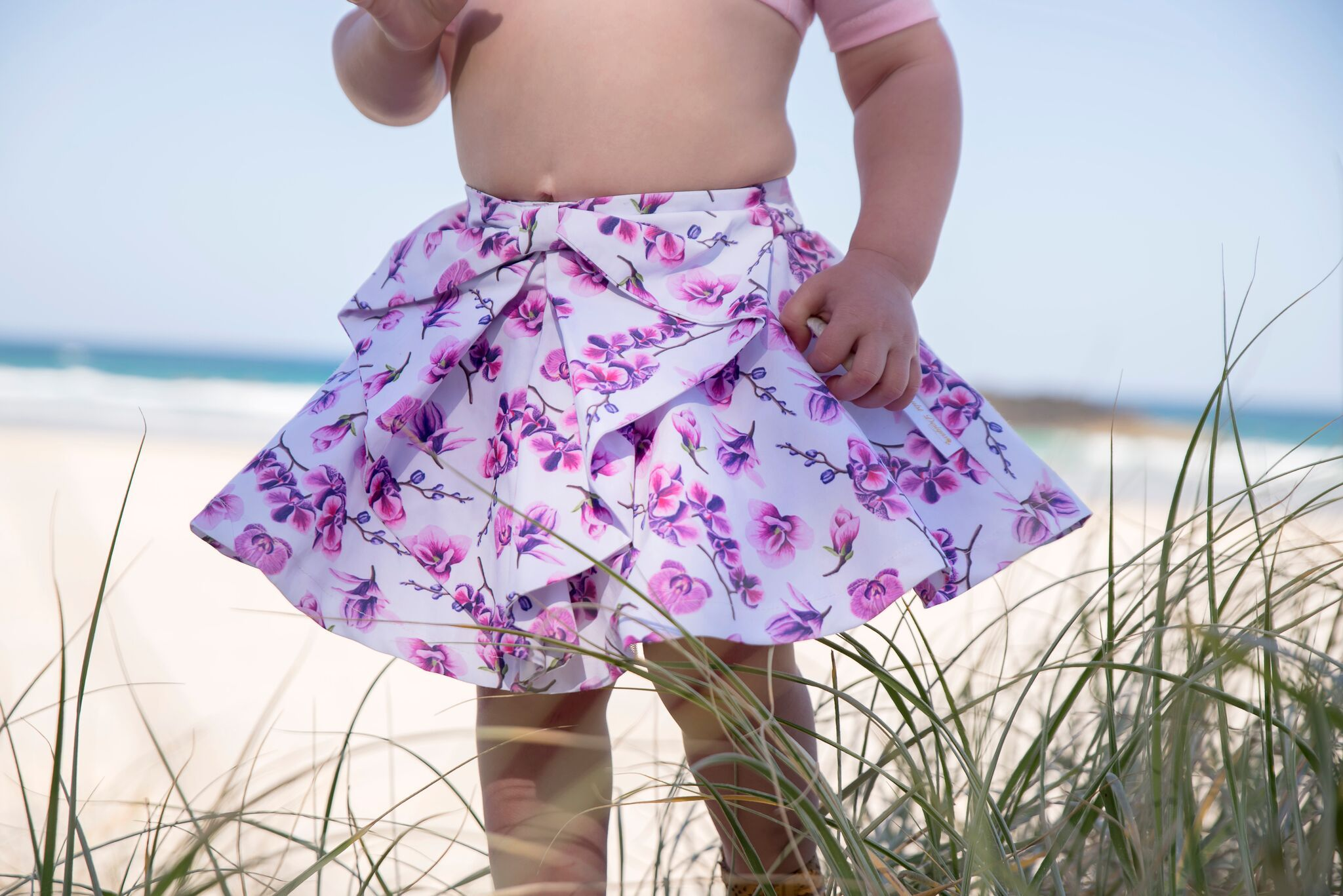 4b8242c5cc Our Orchid Floral Signature Bow Skirt. Our very own designed Signature Bow  skirts feature a