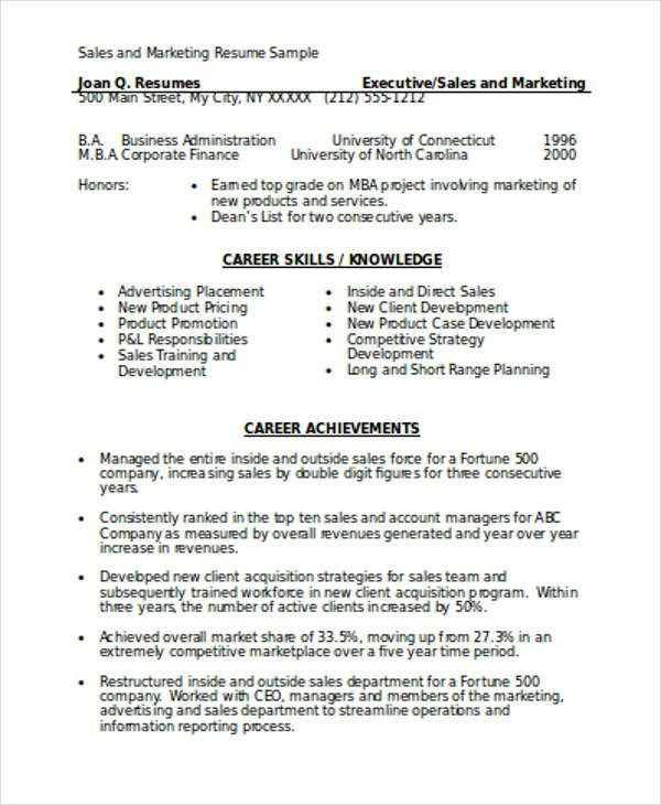 list 7 different resume formats different formats resume