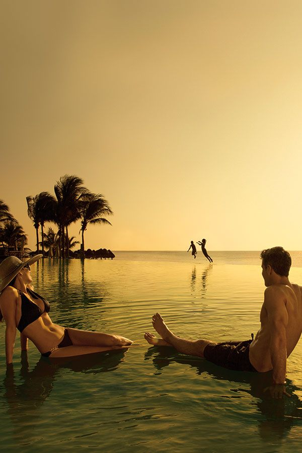 Escape Winter At Secrets Or Dreams Resorts In Mexico Adults Only Vacation Up