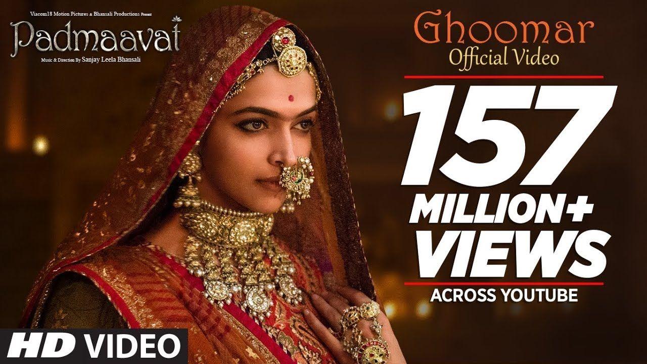 Full Video Ghoomar Padmaavat Deepika Padukone Shahid Kapoor Ranveer Sing Indian Wedding Songs Shahid Kapoor Latest Bollywood Songs