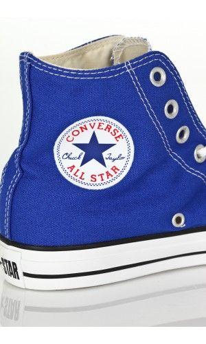 converse all star hommes bleu