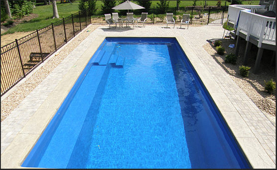 What Are The Biggest And Smallest Sizes For Fiberglass Pools