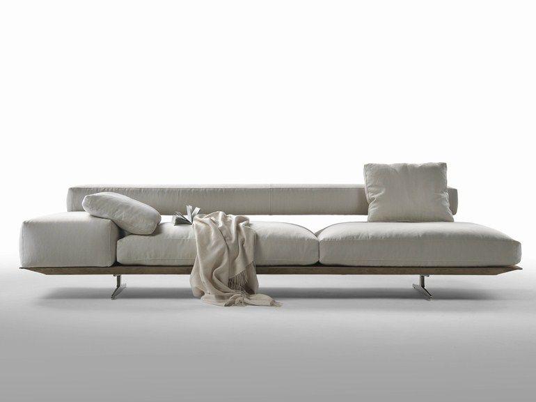 Divano Letto Moderno Flexform.Wing Dormeuse By Flexform Design Antonio Citterio Sofas Diseno