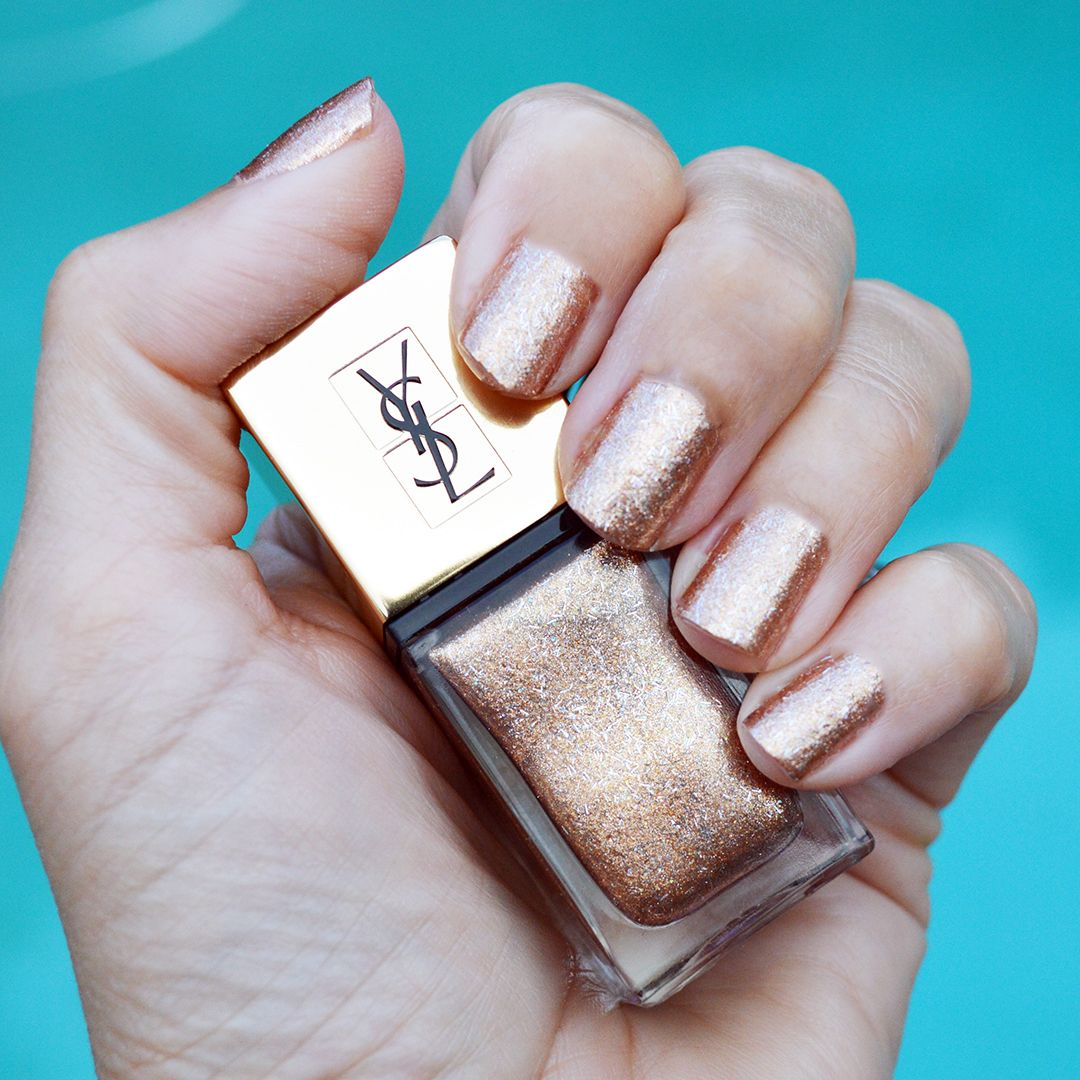 YSL fall 2017 nail polish Studio 54 review | Beauty Products I love ...