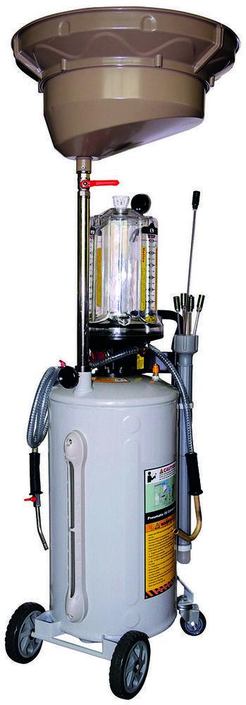 Sykes Pickavant 53390500 Pneumatique Huile Extracteur 9 Litre Inspection Extracteur Pneumatique Outils