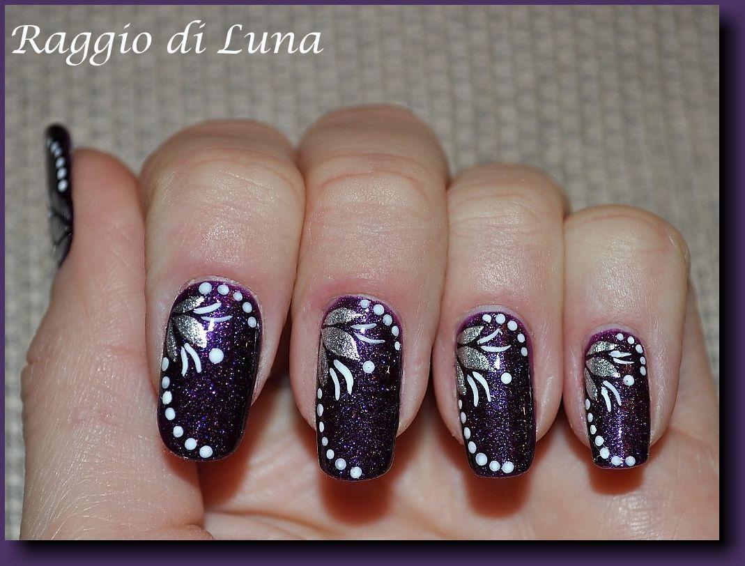 Excelente Malva Púrpura Esmalte De Uñas Componente - Ideas Para ...
